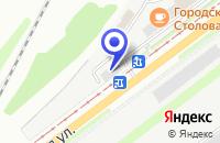 Схема проезда до компании СЛАЛОМ ТОРГОВАЯ КОМПАНИЯ в Ульяновске