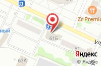 Схема проезда до компании Имидж-центр в Волжске
