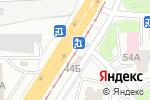 Схема проезда до компании Ермолино в Ульяновске