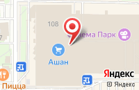 Схема проезда до компании Банкомат в Ульяновске