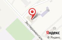 Схема проезда до компании Сеть продуктовых магазинов в Часовенной
