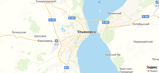22 трамвай в Ульяновске
