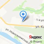 X-Avto на карте Ульяновска