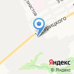 Таганка на карте Ульяновска