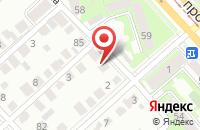 Схема проезда до компании Ломбард Плюс в Подольске