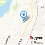 Chocolate на карте Ульяновска