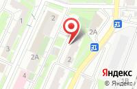 Схема проезда до компании ПромТехЭнерго в Ульяновске