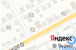 Схема проезда до компании Ладакомплект в Ульяновске