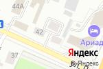 Схема проезда до компании Магазин автотоваров в Волжске