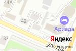 Схема проезда до компании Тануки в Волжске