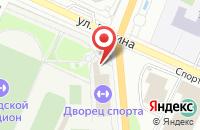 Схема проезда до компании Звениговские колбасы в Волжске