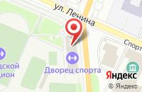 Схема проезда до компании Отдел по физической культуре в Волжске