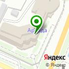 Местоположение компании Ариада