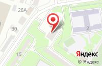Схема проезда до компании Раменский деликатес в Красково