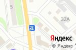 Схема проезда до компании Автодетали в Волжске