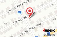Схема проезда до компании ВсеУши.рф в Ярославле