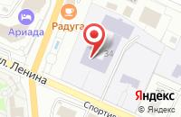 Схема проезда до компании Средняя общеобразовательная школа №9 в Волжске
