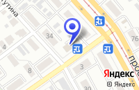 Схема проезда до компании ШАРЫМОВ А.В. ЧП в Ульяновске