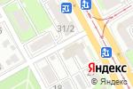 Схема проезда до компании Маргарита в Ульяновске