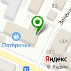 Местоположение компании Волжскпроект