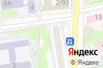 Схема проезда до компании Юрист в Ульяновске