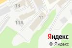 Схема проезда до компании Трим в Ульяновске