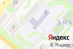 Схема проезда до компании Средняя общеобразовательная школа №2 в Новоульяновске