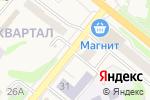 Схема проезда до компании Звениговский мясокомбинат в Новоульяновске