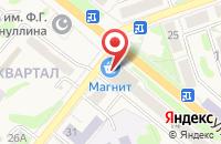 Схема проезда до компании НСС в Новоульяновске