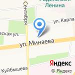 Faberlic на карте Ульяновска