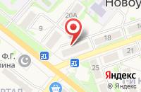 Схема проезда до компании Dixis в Новоульяновске