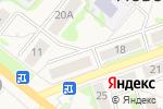 Схема проезда до компании Ева в Новоульяновске