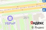 Схема проезда до компании Сбербанк, ПАО в Ульяновске