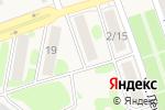 Схема проезда до компании Qiwi в Новоульяновске