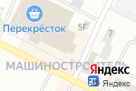 Схема проезда до компании Банкомат, Россельхозбанк в Волжске