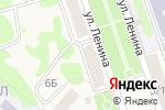 Схема проезда до компании Биржа градусов в Новоульяновске