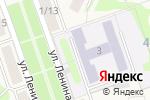 Схема проезда до компании Средняя общеобразовательная школа №1 в Новоульяновске