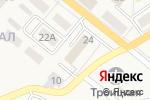 Схема проезда до компании Почтовое отделение в Новоульяновске