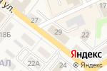 Схема проезда до компании Управление Министерства труда и социального развития Ульяновской области по г. Новоульяновску в Новоульяновске