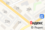 Схема проезда до компании Звукомир в Новоульяновске