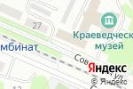 Схема проезда до компании Администрация Волжского муниципального района в Волжске