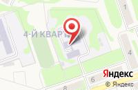 Схема проезда до компании Золотая рыбка в Новоульяновске