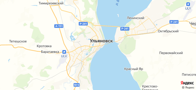 4 трамвай в Ульяновске