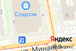 Схема проезда до компании Магазин спортивной одежды в Ульяновске