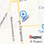 Городская поликлиника №1 им. С.М. Кирова на карте Ульяновска