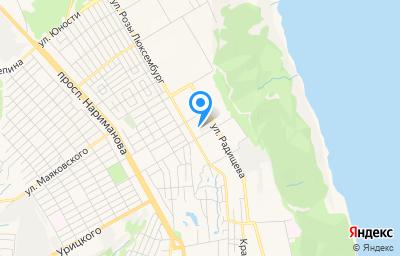 Местоположение на карте пункта техосмотра по адресу г Ульяновск, ул Симбирская, д 47А