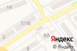 Схема проезда до компании Рябинка в Новоульяновске