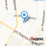 Наше дело на карте Ульяновска