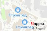 Схема проезда до компании Torex в Ульяновске