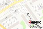 Схема проезда до компании Магазин бытовой химии в Новоульяновске